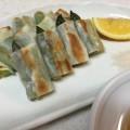 簡単で美味しいアスパラガスのワンタン巻の作り方