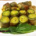 ざくざく食べたい。甘みが美味しい旬のキャベツの豚バラ巻の作り方、レシピ。